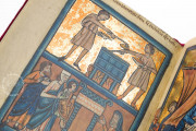 Oxford Bible Pictures, Ms. W. 106 › Walters Art Museum (Baltimora, USA) Musée Marmottan (Paris, France) − photo 10