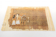 Papyrus Ani, London, British Museum, Nr. 10.470 − Photo 3