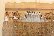 Papyrus Ani, London, British Museum, Nr. 10.470 − Photo 11