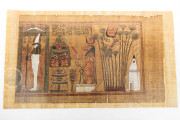 Papyrus Ani, London, British Museum, Nr. 10.470 − Photo 18