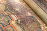 Book of Kells, Ms. 58 (A.I.6) - Library of the Trinity College (Dublin, Ireland) − photo 4