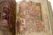 Book of Kells, Ms. 58 (A.I.6) - Library of the Trinity College (Dublin, Ireland) − photo 7