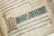 Book of Kells, Ms. 58 (A.I.6) - Library of the Trinity College (Dublin, Ireland) − Photo 15