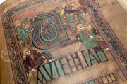 Book of Kells, Ms. 58 (A.I.6) - Library of the Trinity College (Dublin, Ireland) − photo 19