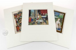 Treasures from the J. Paul Getty Museums (Collection) Facsimile Edition