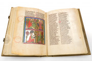 Rudolf von Ems: World Chronicle Der Stricker Charlemagne, St. Gallen, Kantonsbibliothek Vadiana, Ms 302 Vad. − Photo 6