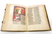 Rudolf von Ems: World Chronicle Der Stricker Charlemagne, St. Gallen, Kantonsbibliothek Vadiana, Ms 302 Vad. − Photo 11