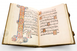 Gradual of St. Katharinenthal Facsimile Edition