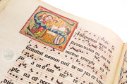 Gradual of St. Katharinenthal, Zürich, Schweizerisches Landesmuseum, LM 26117 − Photo 8