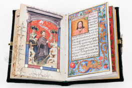 Book of Hours of the Bishop Morgades Facsimile Edition