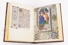 Book of Hours of the Weaving Virgin Facsimile Edition