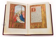 Rothschild Hours , Private Collection, Codex Vindobonensis S. n. 2844 − Photo 5