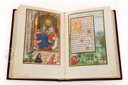Rothschild Hours , Private Collection, Codex Vindobonensis S. n. 2844 − Photo 9