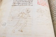Life and Writings of Saint Francis of Assisi, Florence, Biblioteca Medicea Laurenziana, Gaddi 112 − Photo 10