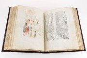 Life and Writings of Saint Francis of Assisi, Florence, Biblioteca Medicea Laurenziana, Gaddi 112 − Photo 11