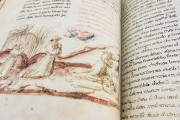 Life and Writings of Saint Francis of Assisi, Florence, Biblioteca Medicea Laurenziana, Gaddi 112 − Photo 12