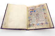 Grandes Heures du duc de Berry, Paris, Bibliothèque Nationale de France, Ms. Lat. 919 Paris, Musée du Louvre, RF 2835 − Photo 11
