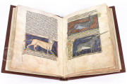 Westminster Abbey Bestiary, London, Westminster Abbey Library, Ms. 22 − Photo 3