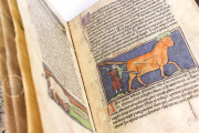Westminster Abbey Bestiary, London, Westminster Abbey Library, Ms. 22 − Photo 6