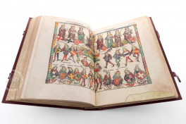 Liber Chronicarum Facsimile Edition