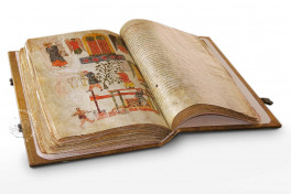 Beatus of Liébana - Emilianense Codex Facsimile Edition