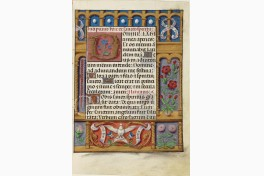 Book of Hours of the Bishop Fonseca Facsimile Edition