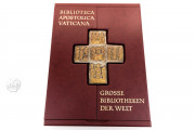 Treasures from the Biblioteca Apostolica Vaticana - Biblica, Vatican City, Biblioteca Apostolica Vaticana − Photo 2