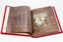 Coronation Gospels of the Holy Roman Empire Facsimile Edition
