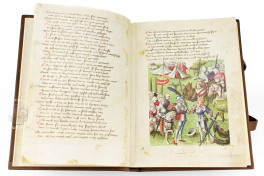 Nibelungenlied Facsimile Edition