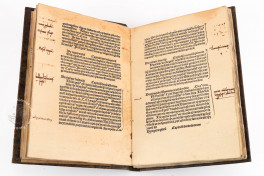 Book of Marco Polo Facsimile Edition