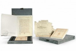 Last days of Christopher Columbus and his Will (Collection) Facsimile Edition