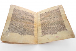 Queen Isabella of Castilla Deed of Marriage and Testaments Facsimile Edition