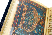 Golden Psalter of Charlemagne (Dagulf Psalter), Codex Vindobonensis 1861 - Österreichische Nationalbibliothek (Vienna, Austria) − Photo 5