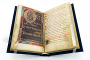 Golden Psalter of Charlemagne (Dagulf Psalter), Codex Vindobonensis 1861 - Österreichische Nationalbibliothek (Vienna, Austria) − Photo 7