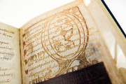 Golden Psalter of Charlemagne (Dagulf Psalter), Codex Vindobonensis 1861 - Österreichische Nationalbibliothek (Vienna, Austria) − Photo 9