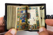 Book of Hours of Lorenzo de' Medici the Younger, Madrid, Museo de la Fundación Lázaro Galdiano, Ms 13312 − Photo 8