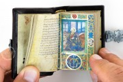 Book of Hours of Lorenzo de' Medici the Younger, Madrid, Museo de la Fundación Lázaro Galdiano, Ms 13312 − Photo 11