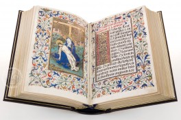 Book of Hours of Isabel the Catholic Facsimile Edition
