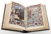 Book of Hours of Isabel the Catholic, Madrid, Biblioteca del Palacio Real − Photo 8