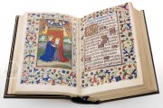 Book of Hours of Isabel the Catholic, Madrid, Biblioteca del Palacio Real − Photo 11