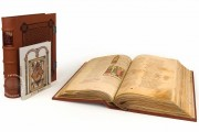 Codex Albeldense, D.I.2 - Real Biblioteca del Monasterio (San Lorenzo de El Escorial, Spain) − photo 2