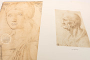 Drawings of Leonardo da Vinci and his circle - Galleria degli Uf, Florence, Gabinetto Disegni e Stampe degli Uffizi − Photo 9