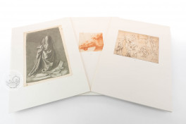 Drawings of Leonardo da Vinci and his circle - American Collections (Collection) Facsimile Edition