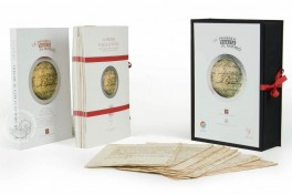 The first Circumnavigation of the World - Magellan and Elcano Facsimile Edition