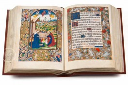 Zúñiga Book Of Hours Facsimile Edition
