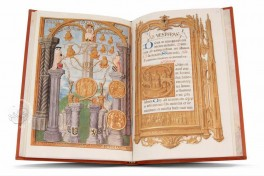 Book of Hours for the voyage of Charles V to his Coronation as Holy Roman Emperor Facsimile Edition