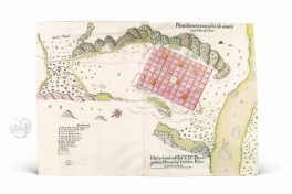 Landscapes and urbanism of the Colonial Chile Facsimile Edition