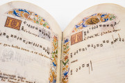 Chansonnier de Jean de Montchenu, Paris, Bibliothèque Nationale de France, Rothschild 2973 − Photo 6