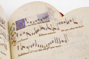 Chansonnier de Jean de Montchenu, Paris, Bibliothèque Nationale de France, Rothschild 2973 − Photo 8