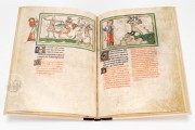 Getty Apocalypse, Los Angeles, The Getty Museum, MS Ludwig III 1 − Photo 5